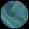 Пуховик на зиму женский большого размера цвет светлая бирюза модель 25175