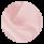 Молодежный осенне-весенний пуховик женский цвет пудра модель 25222