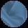 Темно-голубой пуховик зимний большого размера женский модель 25095