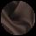 Мужская теплая парка зимняя цвет коричневый-темно-синий модель 1533