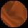 Пуховик осенне-весенний женский молодежный цвет коричневый модель 25582