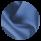 Светло-синяя зимняя куртка качественного пошива мужская модель 44842