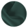 Зимний темно-зеленый пуховик большого размера женский модель 25275