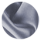 Ветровка серая стеганая мужская осенне-весенняя модель 1386