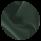 Куртка зимняя дизайнерская мужская цвет темно-зеленый модель 51270
