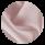 Воздуховик зимний женский пудрового цвета модель 31064