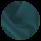 Молодежный женский бирюзовый зимний пуховик модель 25205