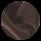 Парка коричневая мужская удлиненная зимняя модель 90520