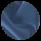 Мужская осенне-весенняя ветровка короткая цвета индиго модель 1386