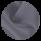 Пуховик молодежный серого цвета осенне-весенний женский модель 25755