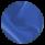 Ветровка мужская на молнии осенне-весенняя цвет электрик модель 1386