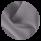 Куртка женская зимняя цвет серый модель 7789