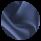 Женский зимний воздуховик цвет синий бархат модель 31024