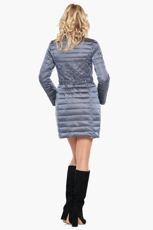 """Женская осенне-весенняя куртка практичная цвет маренго модель 39002 Braggart """"Angel's Fluff"""" фото 5"""