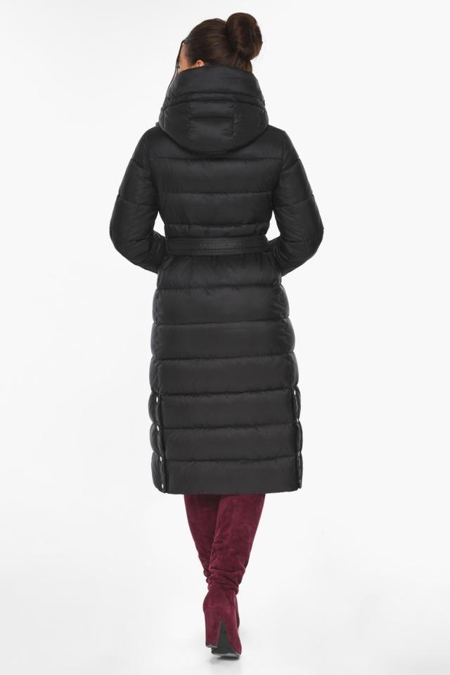 """Куртка женская тёплая цвет чёрный модель 43110 Braggart """"Angel's Fluff"""" фото 9"""