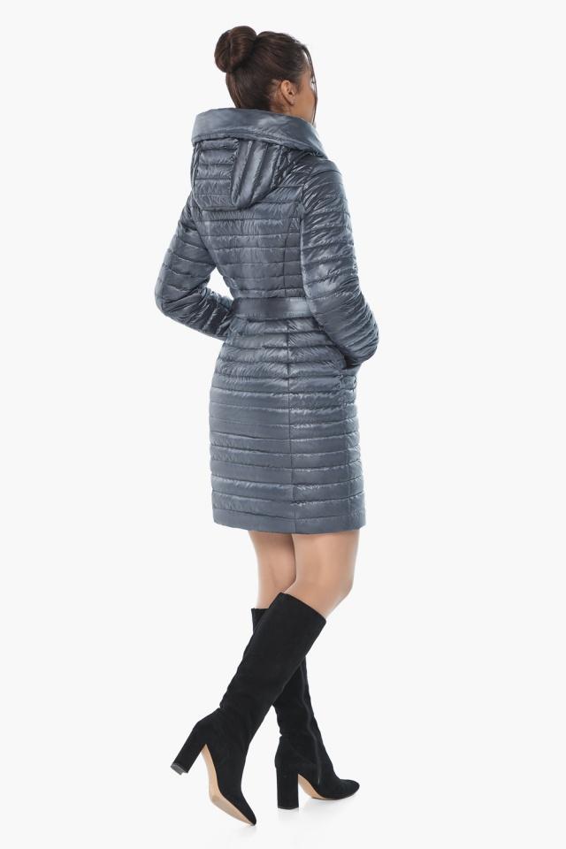 """Куртка люксовая женская цвет маренго модель 66870 Braggart """"Angel's Fluff"""" фото 7"""