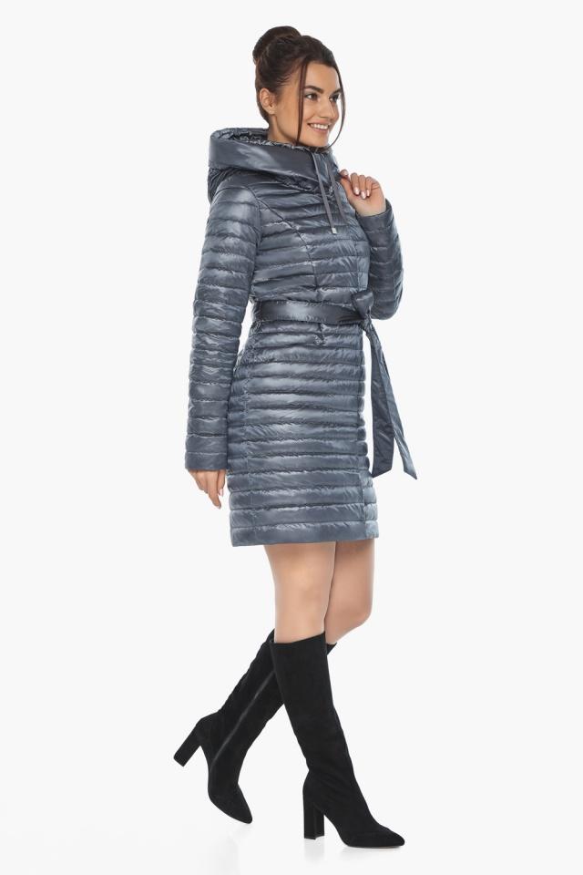 """Куртка люксовая женская цвет маренго модель 66870 Braggart """"Angel's Fluff"""" фото 2"""