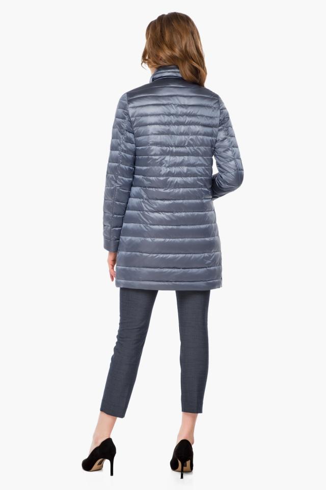 """Куртка женская цвет маренго осенне-весенняя модель 41323 Braggart """"Angel's Fluff"""" фото 5"""