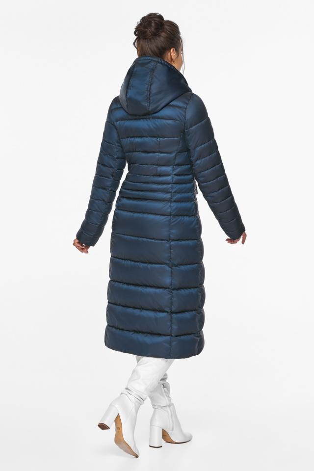 """Сапфировая куртка женская комфортная модель 43575 Braggart """"Angel's Fluff"""" фото 6"""