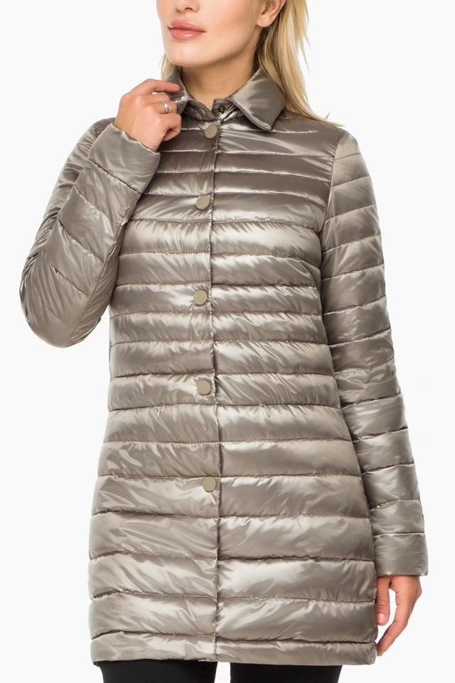 """Кварцевая куртка осенне-весенняя женская модель 41323 Braggart """"Angel's Fluff"""" фото 6"""