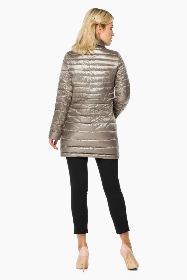 """Кварцевая куртка осенне-весенняя женская модель 41323 Braggart """"Angel's Fluff"""" фото 5"""