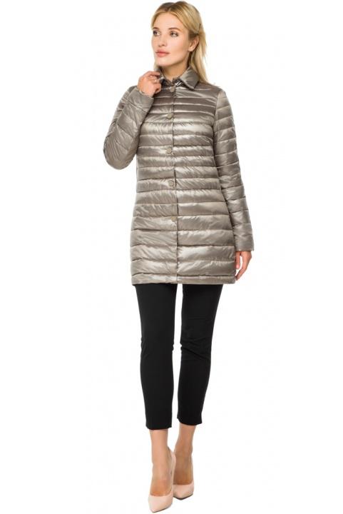 """Кварцевая куртка осенне-весенняя женская модель 41323 Braggart """"Angel's Fluff"""" фото 1"""