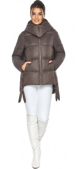 """Оригинальная куртка женская цвет капучино модель 43070 Braggart """"Angel's Fluff"""" фото 1"""