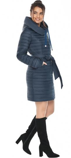 """Куртка синяя женская осенне-весенняя оригинальная модель 66870 Braggart """"Angel's Fluff"""" фото 1"""