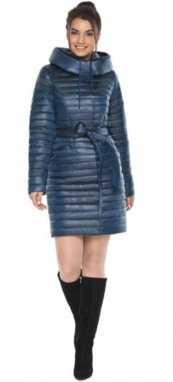"""Элитная женская куртка на осень цвет ниагара модель 66870 Braggart """"Angel's Fluff"""" фото 1"""