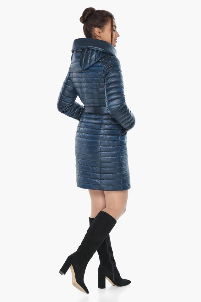"""Элитная женская куртка на осень цвет ниагара модель 66870 Braggart """"Angel's Fluff"""" фото 6"""