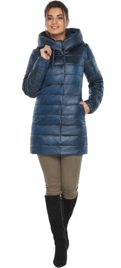 """Куртка модная осенне-весенняя женская цвет ниагара модель 65085 Braggart """"Angel's Fluff"""" фото 1"""
