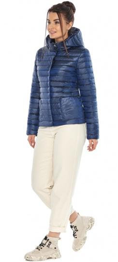 """Оригинальная куртка сапфировая женская осенне-весенняя модель 67510 Braggart """"Angel's Fluff"""" фото 1"""