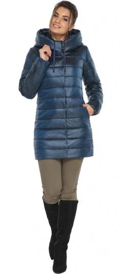 """Куртка модная женская цвет ниагара модель 65085 Braggart """"Angel's Fluff"""" фото 1"""