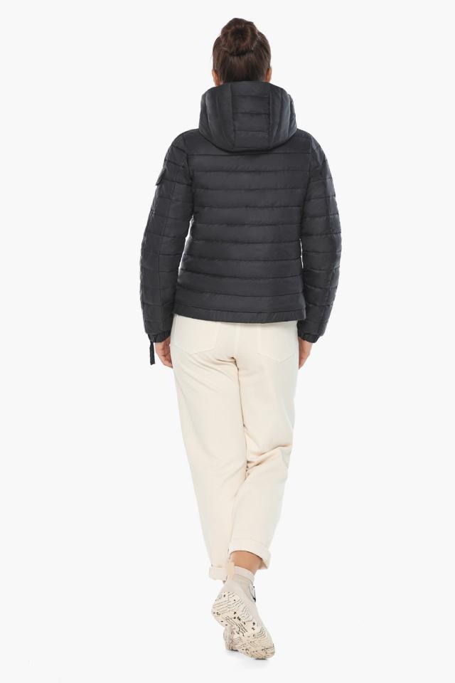 """Оригинальная куртка женская черная модель 62574 Braggart """"Angel's Fluff"""" фото 6"""