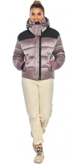 """Куртка пудровая элегантная женская модель 57520 Braggart """"Angel's Fluff"""" фото 1"""