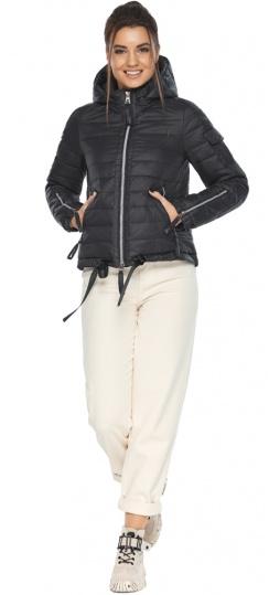 """Оригинальная куртка женская черная модель 62574 Braggart """"Angel's Fluff"""" фото 1"""