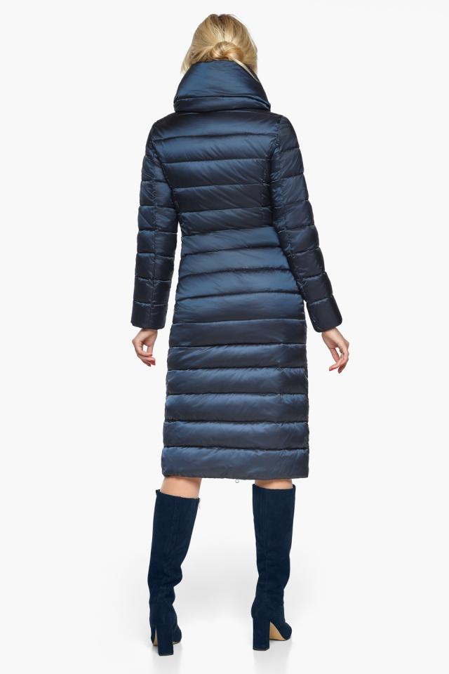 """Сапфірова куртка осінньо-весняна жіноча модель 31074 Braggart """"Angel's Fluff"""" фото 5"""