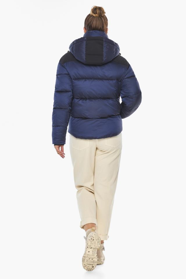 """Сапфировая куртка женская практичная модель 57520 Braggart """"Angel's Fluff"""" фото 8"""