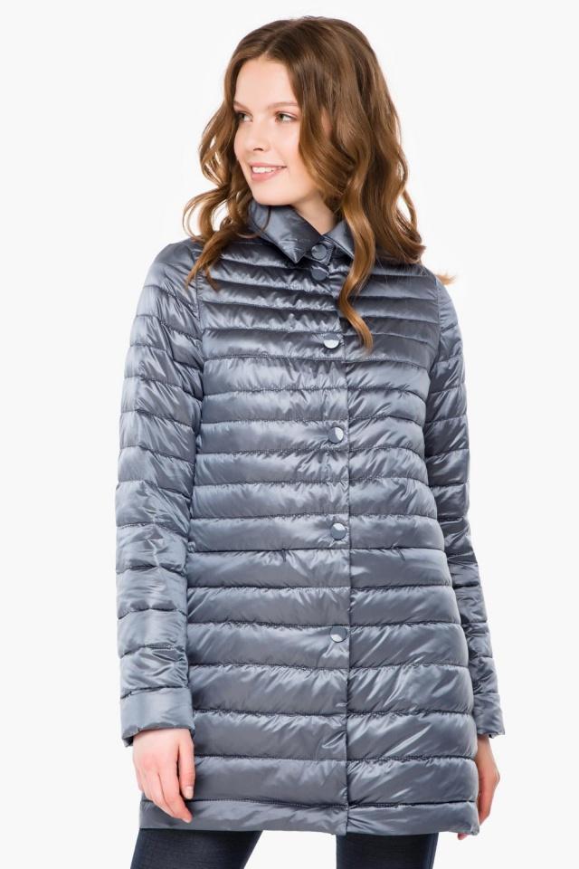 """Куртка комфортная женская цвет маренго модель 41323 Braggart """"Angel's Fluff"""" фото 3"""