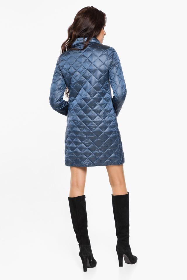"""Куртка женская осенне-весенняя цвет ниагара модель 20856 Braggart """"Angel's Fluff"""" фото 5"""