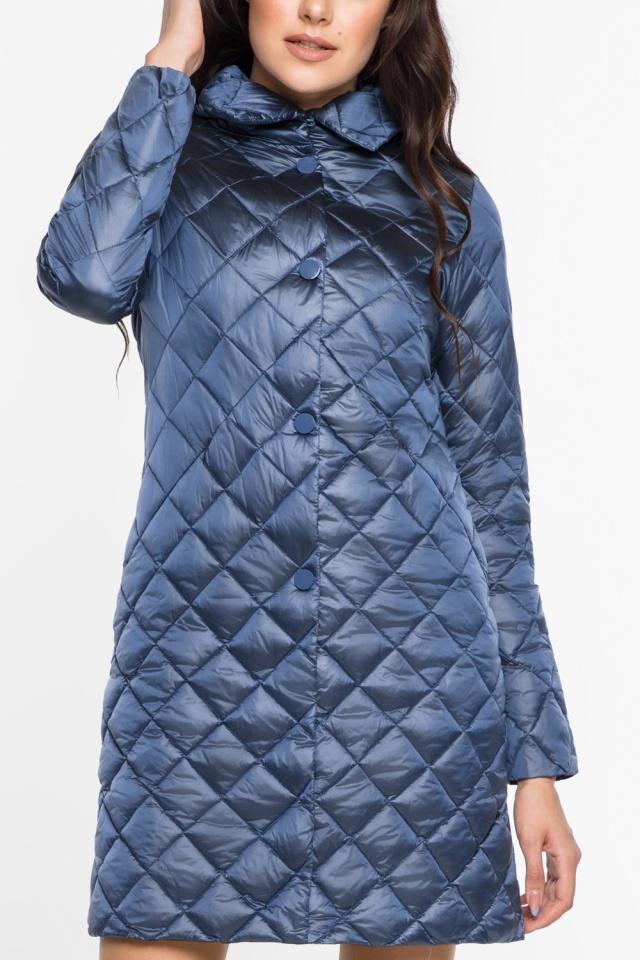 """Куртка женская осенне-весенняя цвет ниагара модель 20856 Braggart """"Angel's Fluff"""" фото 6"""