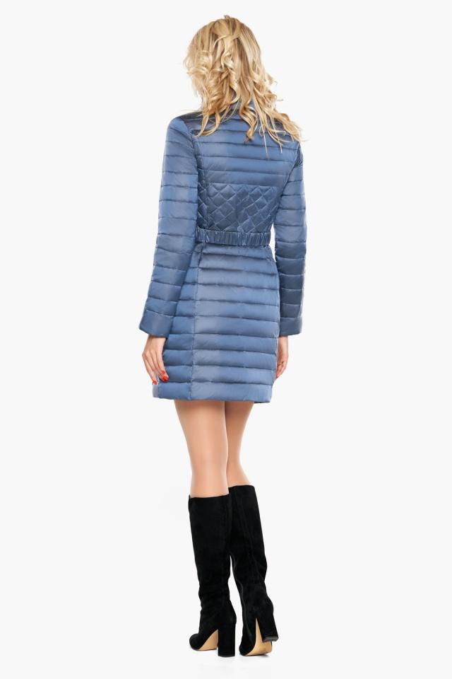 """Осенне-весенняя женская куртка цвет ниагара модель 39002 Braggart """"Angel's Fluff"""" фото 5"""