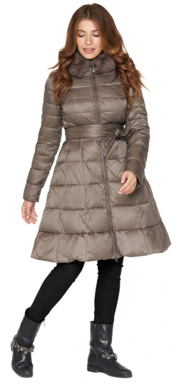 Куртка женская осенне-весенняя цвет капучино модель 7319 Monte Cervino фото 1