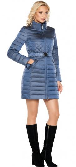 """Осенне-весенняя женская куртка цвет ниагара модель 39002 Braggart """"Angel's Fluff"""" фото 1"""