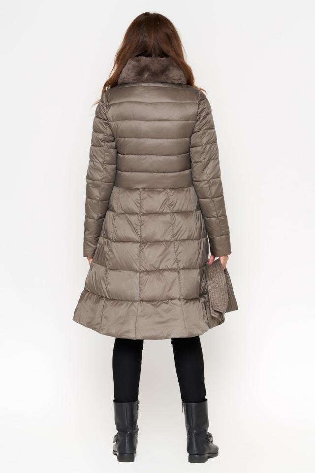 Куртка женская осенне-весенняя цвет капучино модель 7319 Monte Cervino фото 4