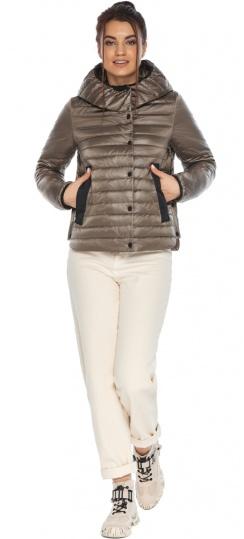 """Капучиновая совершенная женская куртка модель 64150 Braggart """"Angel's Fluff"""" фото 1"""
