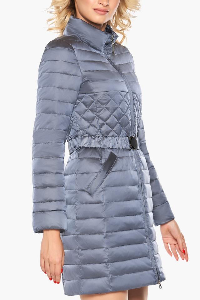 """Женская осенне-весенняя куртка цвет маренго модель 39002 Braggart """"Angel's Fluff"""" фото 6"""