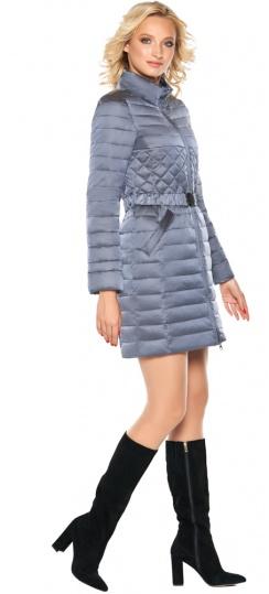 """Женская осенне-весенняя куртка цвет маренго модель 39002 Braggart """"Angel's Fluff"""" фото 1"""