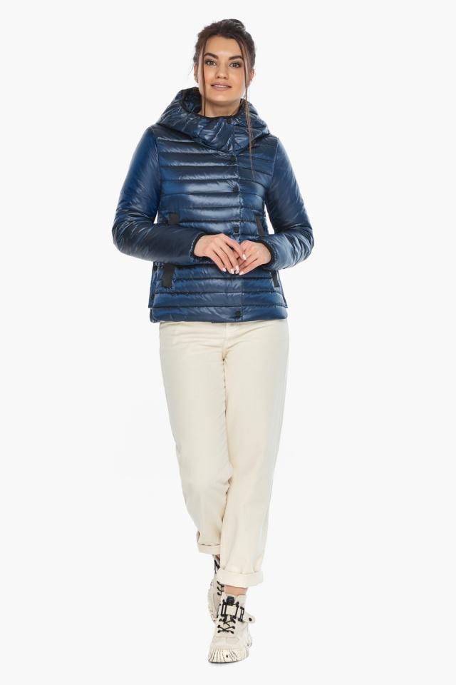 """Женская куртка модная цвет ниагара модель 64150 Braggart """"Angel's Fluff"""" фото 5"""