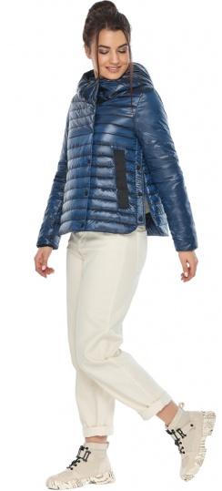 """Женская куртка модная цвет ниагара модель 64150 Braggart """"Angel's Fluff"""" фото 1"""
